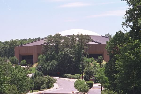The Dean Smith Center